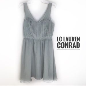 LC Lauren Conrad Babydoll Party Dress